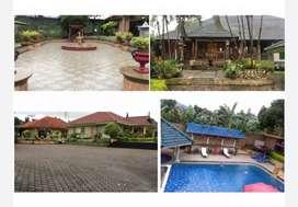 Villa hotel dijual