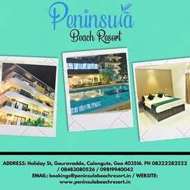 Peninsula Beach Resort Goa Calangute Need Accountant, Receptionist