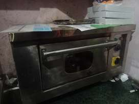 Pizza oven for commercial use only 6 month use hua h