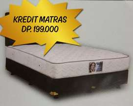 Bisa NEGO Matras CENTRAL 90x200 Grand Deluxe Star White