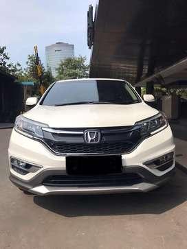 Honda CRV 2.4 matic pemakai langsung