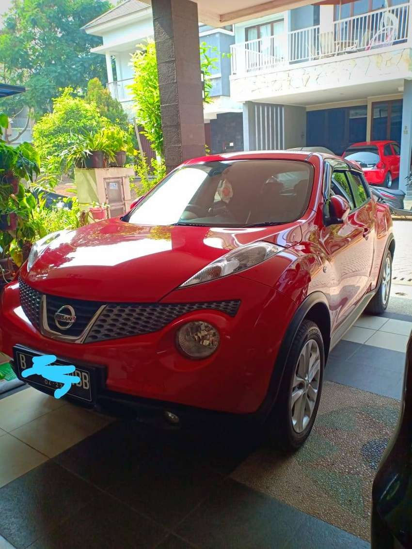Jual Cepat Nissan Juke RX AT Red Edition 2013, 139 Jt saja. 0