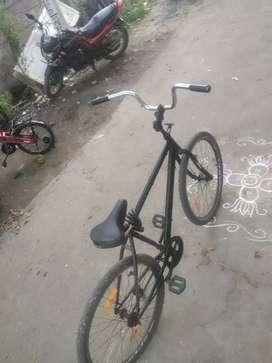 BMX ,chine break cycle,