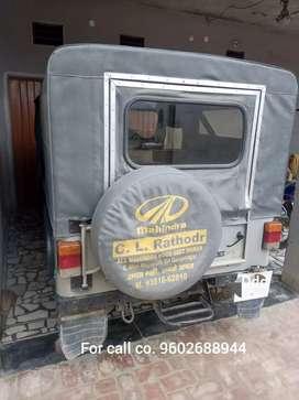 Good condition MDI Mahindra jeep