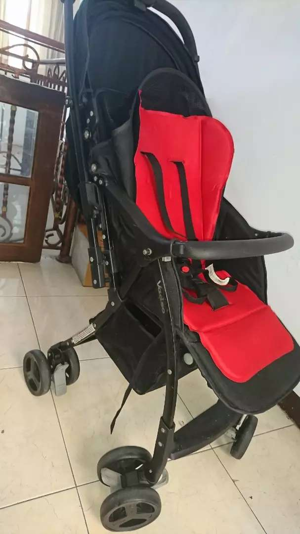 Stroller chris and ollins vadso 0
