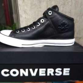 Sepatu kulit Converse ori murah