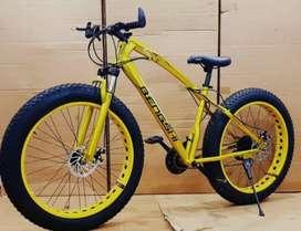 Jaguar fat bike(Bengshi model)