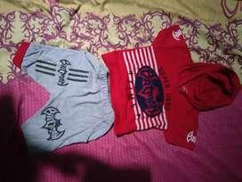 Baju jumper anak laki laki 1 tahun