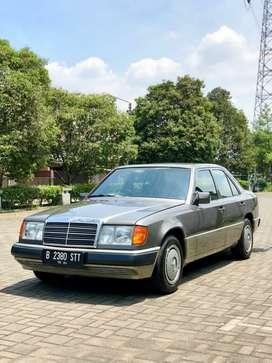 Mercedes-Benz E230 AT 1991 GOOD CONDITION! Mercy boxer w124 matik