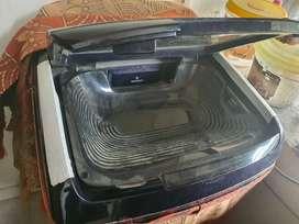 Samsung fully automatic washing machine. 7+1kg