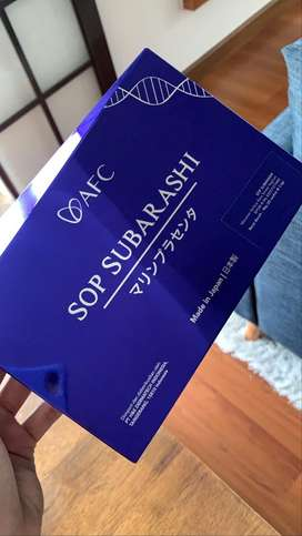 AFC Sop Subarashi (original vitamin jepang)