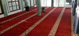 Karpet masjid premium berkualitas