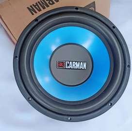 Subwof3r Carman CM1278