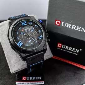 Jam tangan Curren 8287 box Original