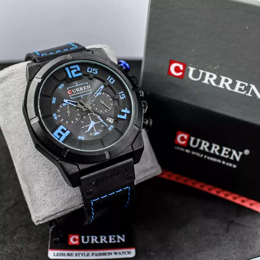 Jam tangan Curren 8287 box Original 0