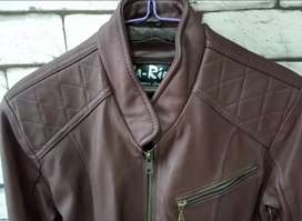 Jacket Kulit Bahan Asli