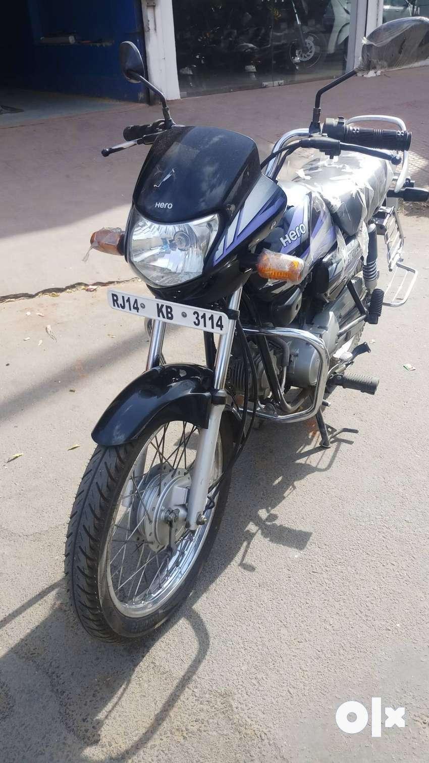 Good Condition Hero Hf DeluxeEco with Warranty    3114 Jaipur 0