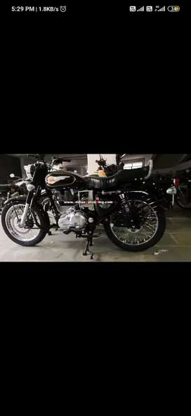 Bullet electra Or standard pamjei new engine da