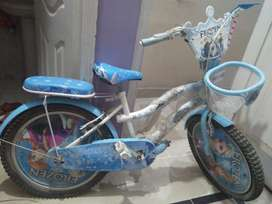 Baby frozen cycle, only 02 months used.. 10/10 condition