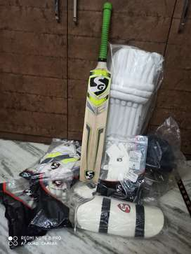 SG New Cricket Kit