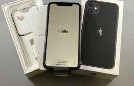 Iphone 11 64 gb 6 months old new looking