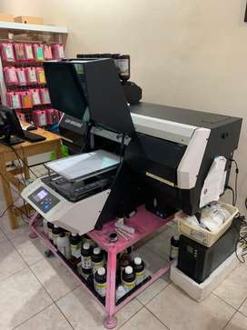 Di jual Mesin PRINTER UV LED Flatbed MIMAKI UJF-3042 MkII