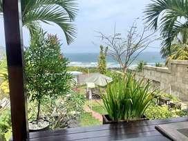 Dijual Villa di Parangtritis 2km dari Pantai Full Furnished View Laut