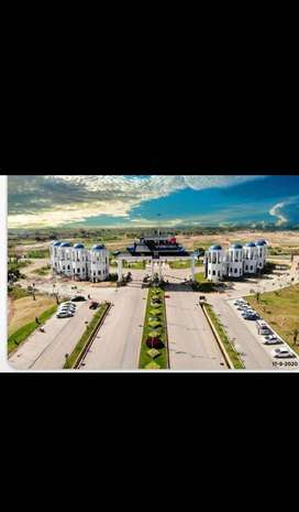 5  Marla Plot Available for sale in Blue World City.