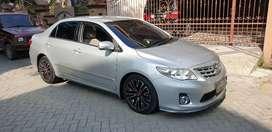 (Promo)Toyota corolla altis 1.8 E manual thn 2013 velg 18 plat b