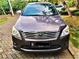 Toyota Kijang Innova E Matic TH 2012 Km 40 Rb jarang pakai !!!