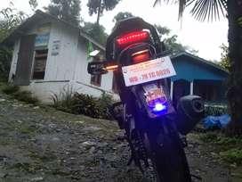 Hero x please bike good condition km 3500 Darjeeling Giselle tea state