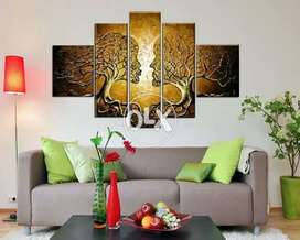 Paintings & with free of cost delivery all over pakistaan