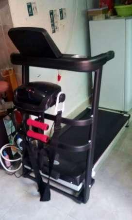 Treadmill kyoto elektrik best kualitas bayar ditempat