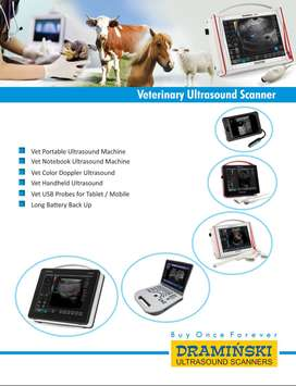 veterinary Ultrasound machines for small and large animals best price