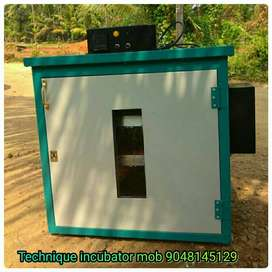 Egg incubator 100 % hatching offered 1 year