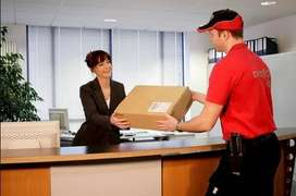 Start a courier business in your city &  get upto Rs.4000 per day.