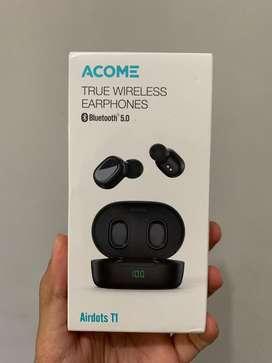 Headset Bluetooth TWS Acome Airdots T1
