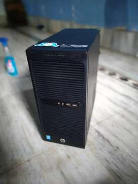 HP CPU with i3 Processor and 4 GB RAM
