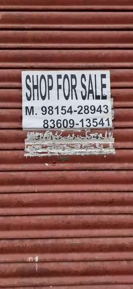 Shop for sale