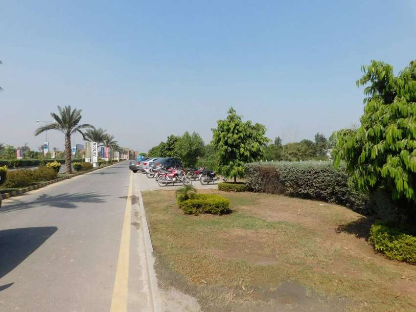 2 Marla Commercial Plot For Sale in New Lahore City 0