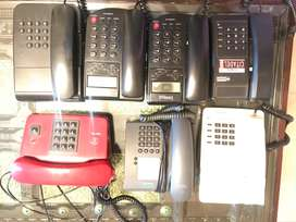 Various telephone