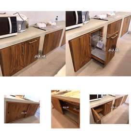 Spesialis kitchen set jati
