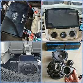 2 Way SQ, Dsp Prosesor, Instalasi dan Setting | Boy Audiophile