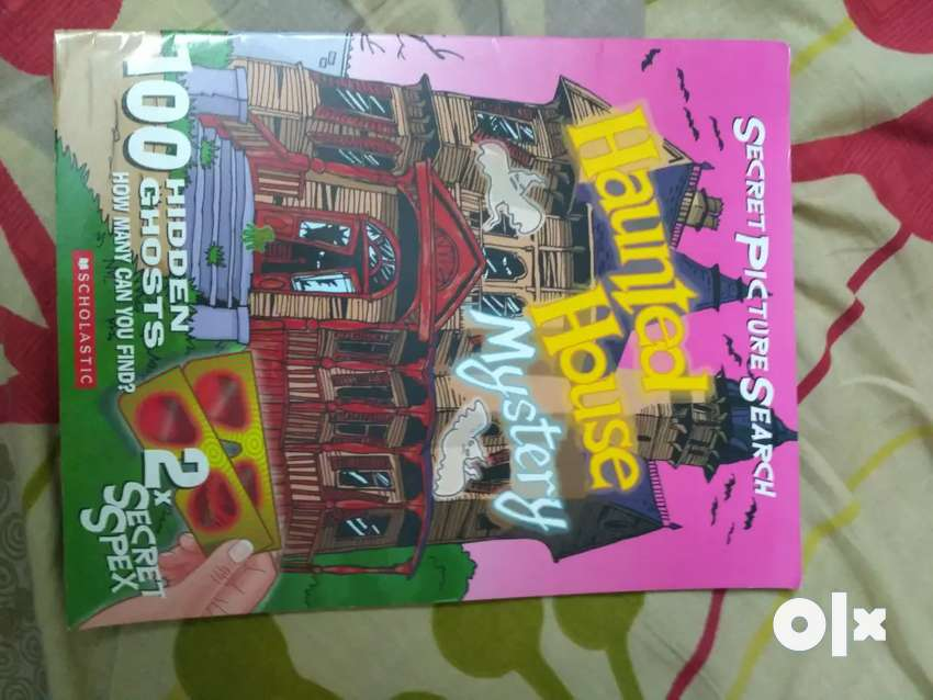 Haunted House: Mystery Book 0