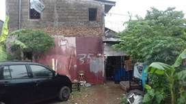 Dijual rumah perkampungan akses perumahan.