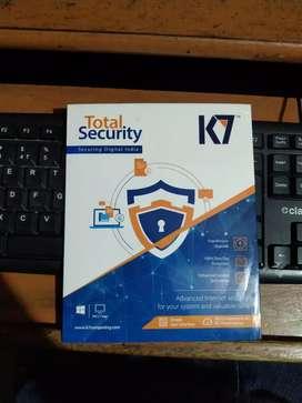 Total Security  K7