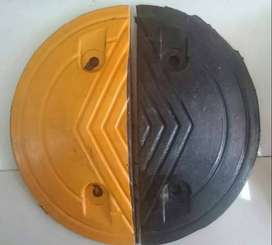 END CAP untuk SPEED BUMP 100x35cm