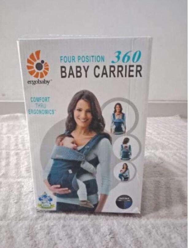 Gendongan bayi Ergobaby 360 baby carrier 0