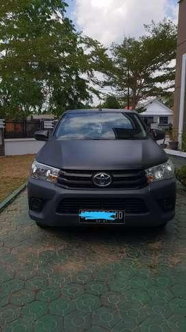 Toyota Hilux PU 2016