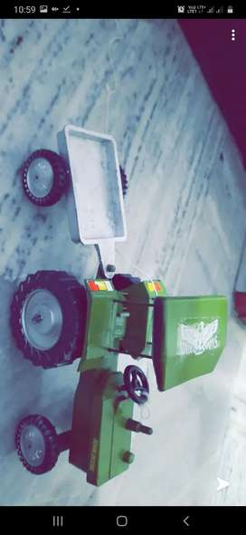 Best New Tractor Trali in fiber body (Toy)full majbut